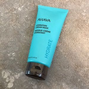 Ahava hydration cream mask